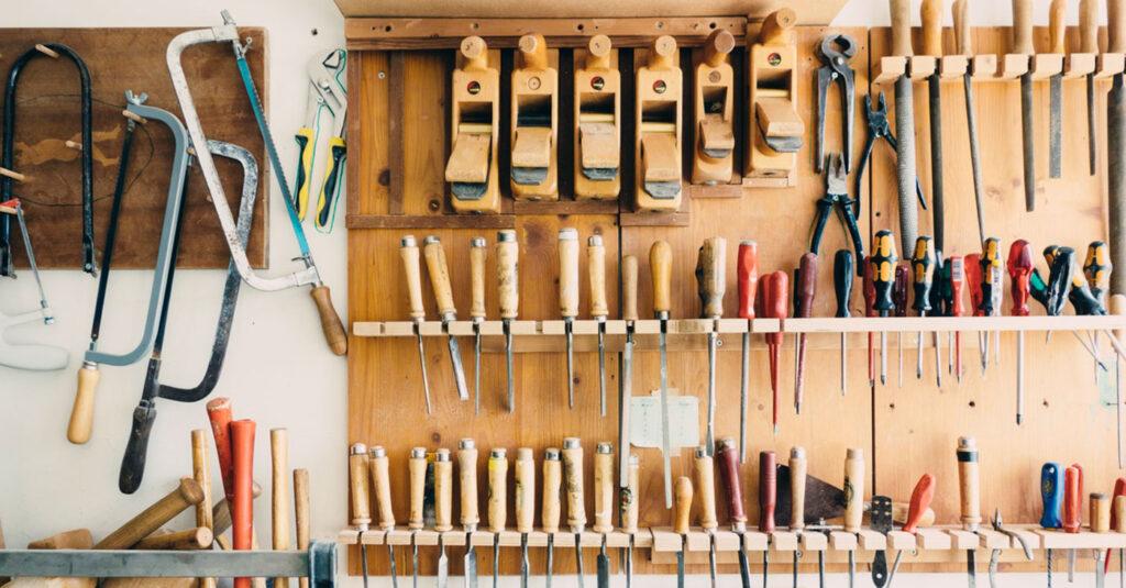 tools-spring-clean